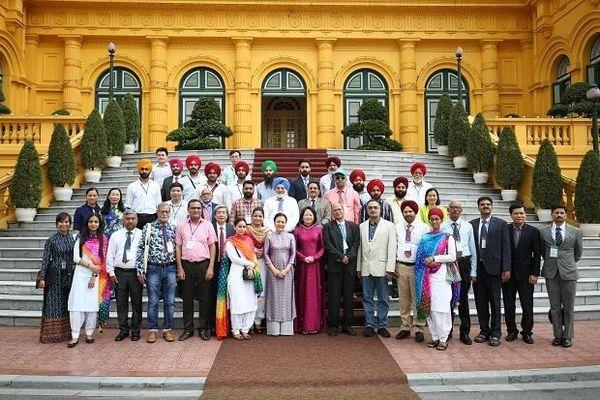 Lịch sử hình thành và phát triển Liên hiệp các tổ chức hữu nghị Việt Nam (phần 4)