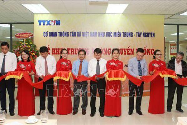 Lưu giữ những trang sử hào hùng của TTXGP khu vực miền Trung - Tây Nguyên