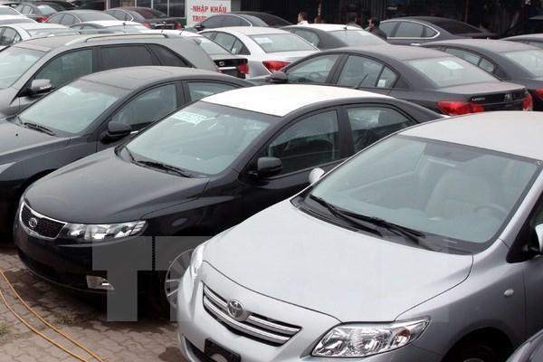 Doanh số ô tô tại thị trường Nhật Bản tăng trưởng ấn tượng