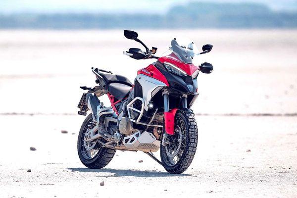 Ducati Multistrada V4 2021 được ra mắt