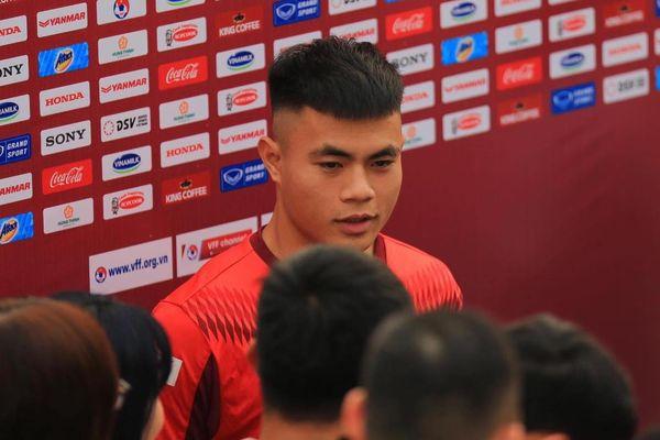 Lý Công Hoàng Anh: 'Bài tập của HLV Park không khác ở CLB Hà Nội'