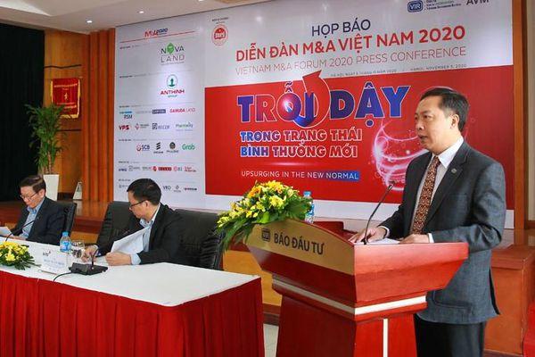 Khối ngoại vẫn tích cực tham gia hoạt động M&A tại Việt Nam