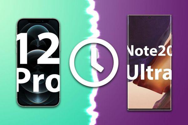 Đánh bại Samsung Note 20 Ultra, iPhone 12 Pro thành smartphone chạy ứng dụng nhanh nhất thị trường