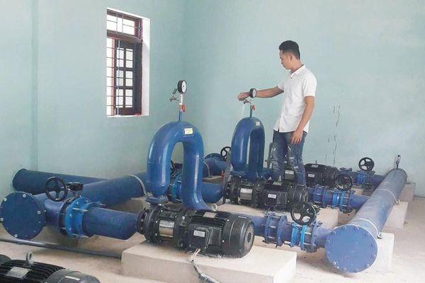 Quảng Bình: Đảm bảo cấp đủ nước sạch cho người dân sau lũ