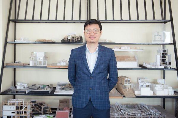 Thầy giáo ước mơ định danh thương hiệu kiến trúc sư Việt trên bản đồ toàn cầu