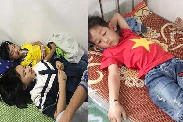 Nghệ An: Còn 4 học sinh bị ong đốt ở trường chưa được xuất viện