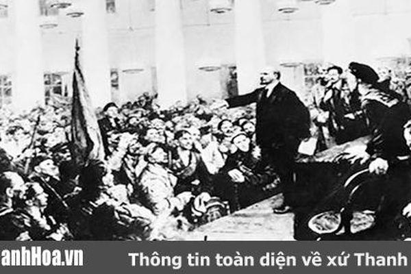 Cách mạng Tháng Mười Nga soi sáng con đường cách mạng Việt Nam và sự nghiệp đổi mới ở nước ta hiện nay