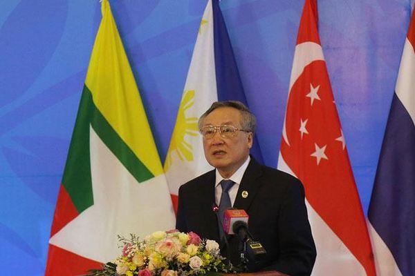 Chánh án Tòa án nhân dân Tối cao Nguyễn Hòa Bình làm Chủ tịch Hội đồng Chánh án các nước ASEAN