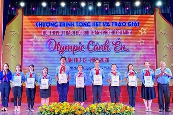 Chung kết Hội thi Phụ trách Đội giỏi - 'Olympic Cánh én' lần thứ 12