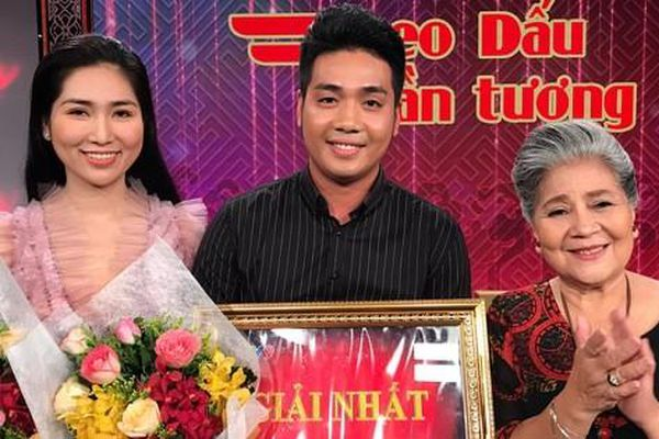 Phan Thanh Khánh đoạt quán quân cuộc thi 'Theo dấu thần tượng'