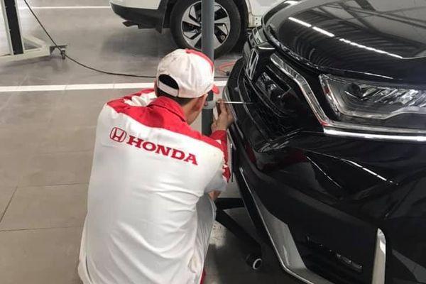 Honda Sensing trên CR-V 2020 'nhạy cảm' thái quá?