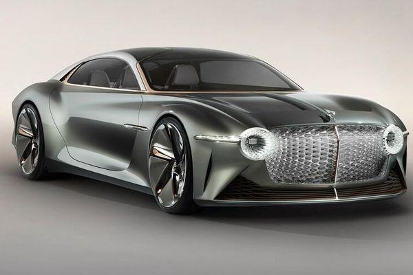 Bentley sắp 'tạm biệt' động cơ đốt trong
