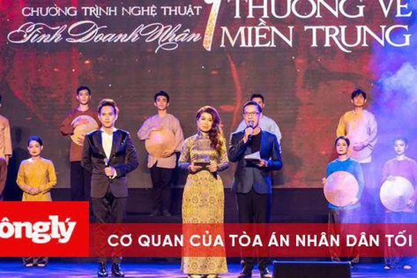 MC Anh Quân, diễn giả Thi Thảo dẫn dắt thành công đêm nhạc quyên góp gần 4 tỉ đồng