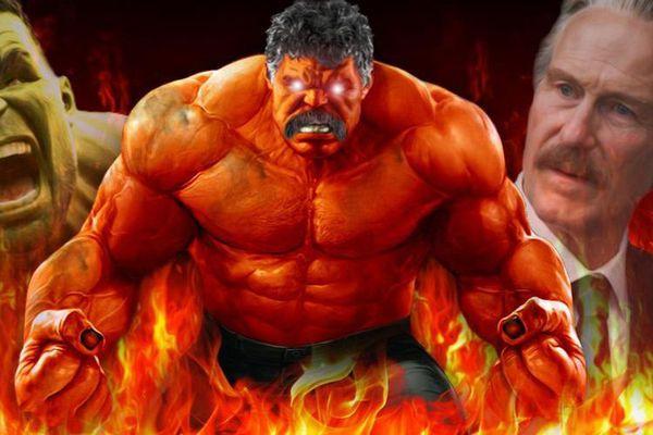 Vũ trụ Marvel: Red Hulk Thunderbolt Ross sẽ trở lại trong tháng 12 sắp tới?