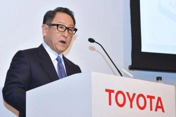 Chủ tịch Toyota Akio Toyoda: 'Tesla không phải là một nhà sản xuất ô tô thực sự'