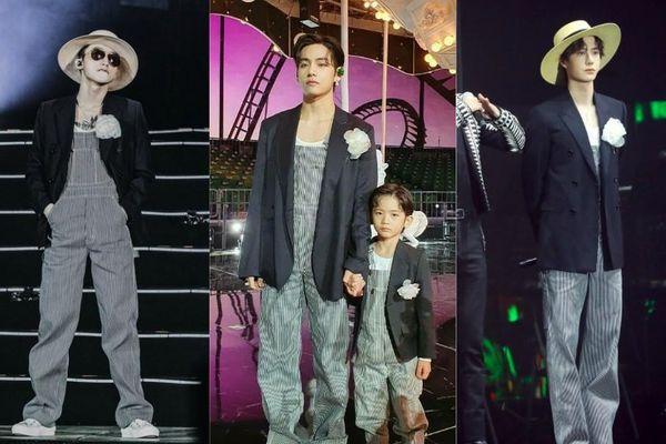Không phải V (BTS) hay Sơn Tùng M-TP, Vương Nhất Bác mới là người đầu tiên mặc set đồ này