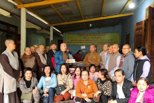 Cựu Tăng Ni sinh Đại Tòng Lâm chia sẻ với miền Trung