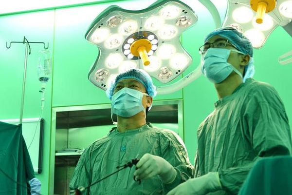 Bệnh nhân được chẩn đoán ung thư sau 3 tháng nuốt khó