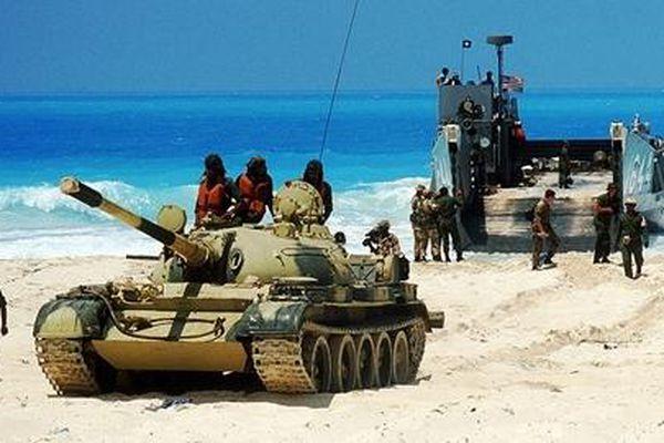 T-55 huyền thoại vẫn là MBT phổ biến nhất ở châu Phi