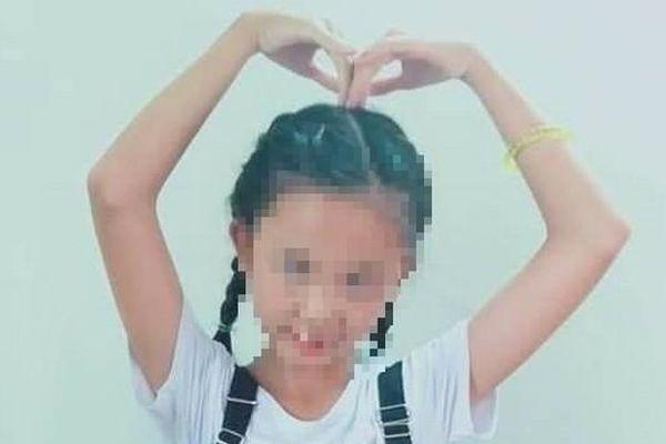 Nữ sinh 11 tuổi trốn gia đình lên chùa ở