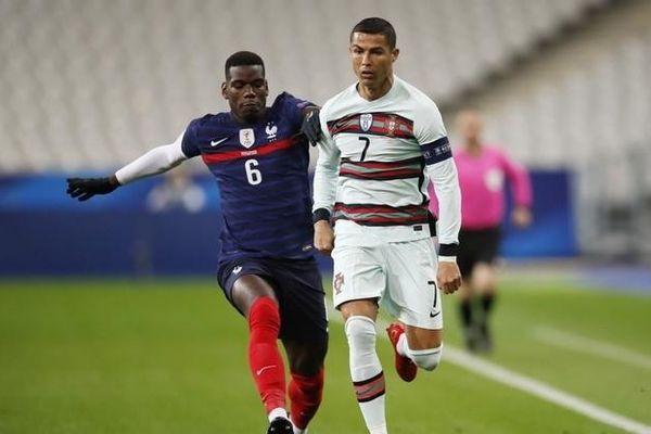 Lịch thi đấu UEFA Nations League 2020/2021: Bồ Đào Nha vs Pháp
