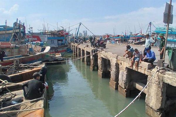 BĐBP Đà Nẵng triển khai lực lượng ứng phó với bão số 13