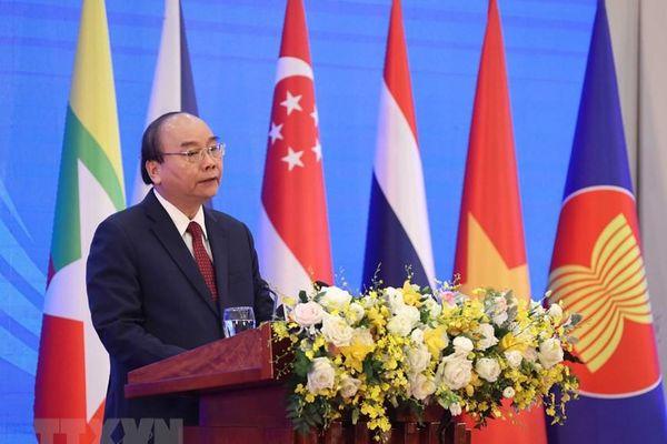 Hình ảnh Lễ khai mạc Hội nghị Cấp cao ASEAN lần thứ 37