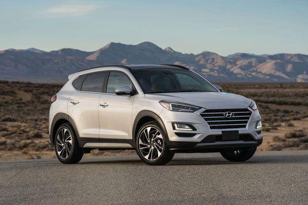 Top 10 xe SUV cỡ nhỏ đáng tin cậy nhất năm 2020: Gọi tên Hyundai Tucson
