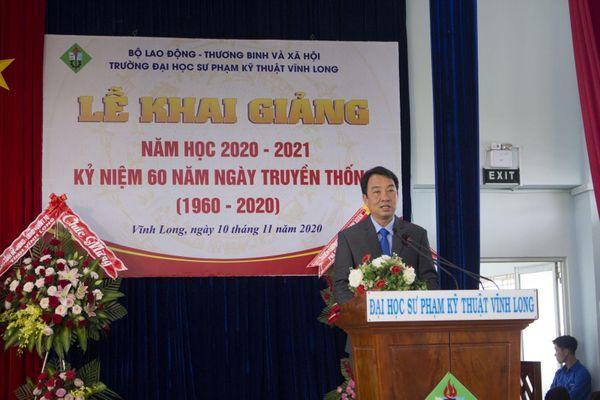 Trường Đại học Sư phạm Kỹ thuật Vĩnh Long:Truyền thống 60 năm phát triển và bệ phóng tự chủ đại học