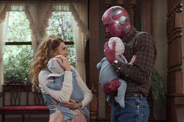 Phim siêu anh hùng 'WandaVision' lên sóng đầu năm 2021