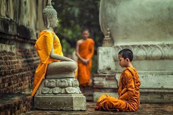 Muốn thấy Phật, phải trút bỏ phàm tình