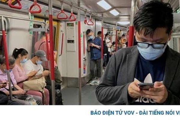 Bùng phát dịch viêm đường hô hấp cấp tại Hong Kong (Trung Quốc)
