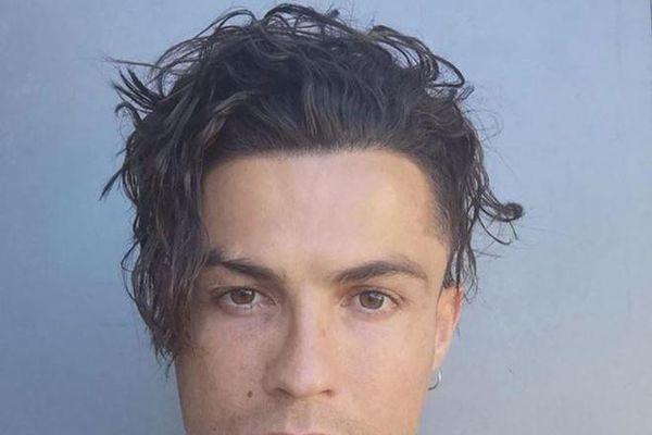 Những kiểu tóc của Ronaldo tại Juventus