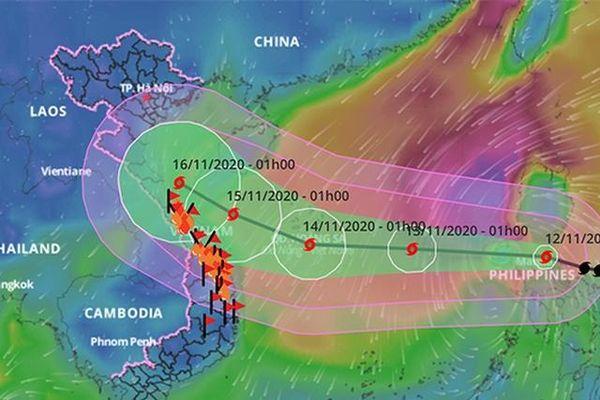 Bộ GD&ĐT gửi công điện về ứng phó với bão số 13