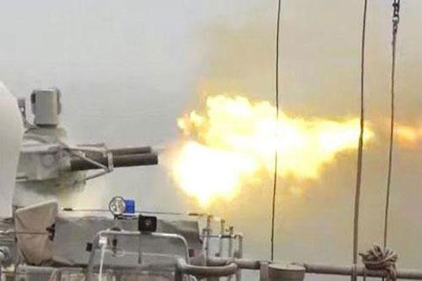 'Calibre' vũ khí đặc dị truy sát tàu ngầm