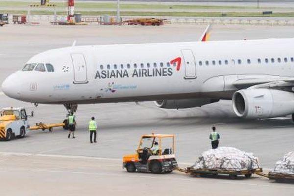 Asiana Airlines có thể bị bán lại cho hãng hàng không đối thủ Korean Air Lines