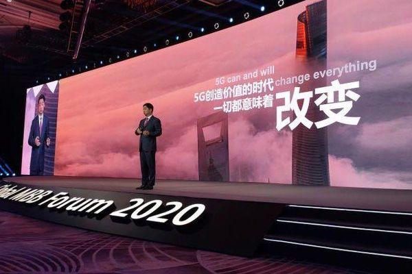 Huawei gây chú ý khi đưa ra ý tưởng mạng di động 5,5G
