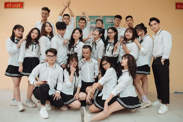 Có gì ở tập 1 'Siêu Quậy 12E2' - sitcom có sự tham gia của streamer Thảo Nari, Quang Cuốn?
