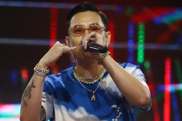 Tiết mục của Andree ở chung kết Rap Việt có ca từ nhạy cảm về tình dục