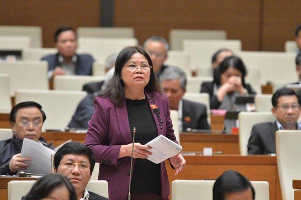 Đại biểu Quốc hội: Chuyển cấp giấy phép lái xe sang Bộ Công an, hàng nghìn người sẽ làm gì?