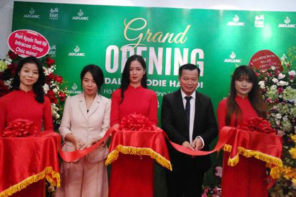 Thêm điểm bán lẻ thực phẩm hữu cơ uy tín tại Hà Nội