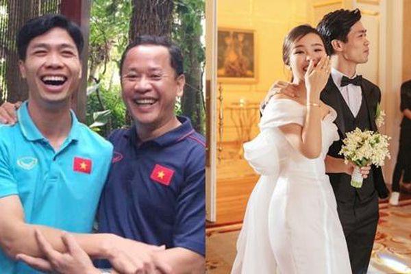 Trợ lý thầy Park tiết lộ về Viên Minh: Lần đầu gặp đã cảm nhận đây là 'một nửa' của Công Phượng