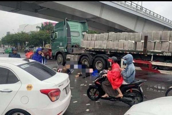 Vụ xe đầu kéo gây tai nạn, 2 người phụ nữ tử vong ở Hà Nội: Nạn nhân là mẹ con ruột