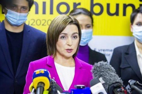 Nữ tổng thống đầu tiên của Moldova cam kết chấn hưng kinh tế