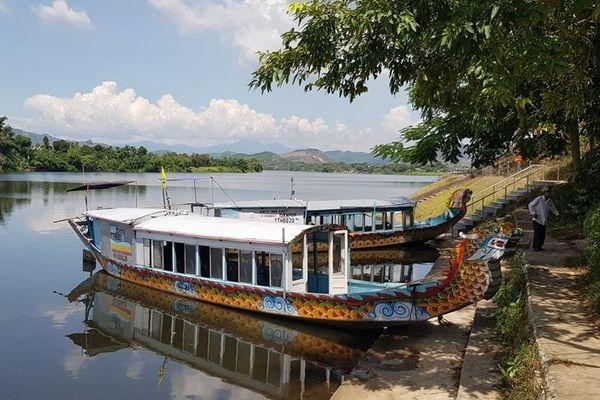 Thừa Thiên – Huế: Hơn 90 tỷ đồng xây kè làm đẹp bờ sông Hương