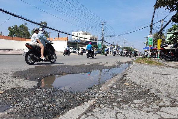 Cần Thơ kiến nghị Chính phủ bố trí vốn cho 7 km Quốc lộ 91 xuống cấp
