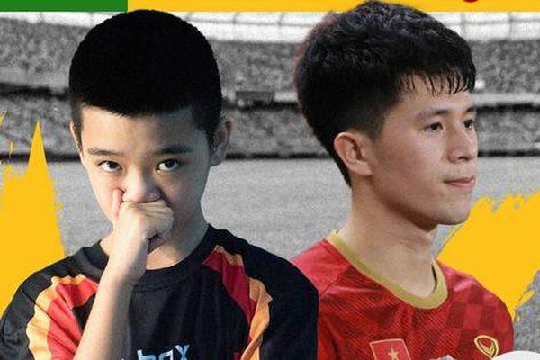 Phong độ đi xuống Huy Hùng thua đau, Đình Trọng hạ quyết tâm thể hiện bản lĩnh 'siêu trung vệ' tuyển quốc gia