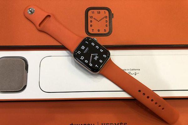 Apple Watch Hermès Series 6: Siêu phẩm kết hợp thời trang và công nghệ
