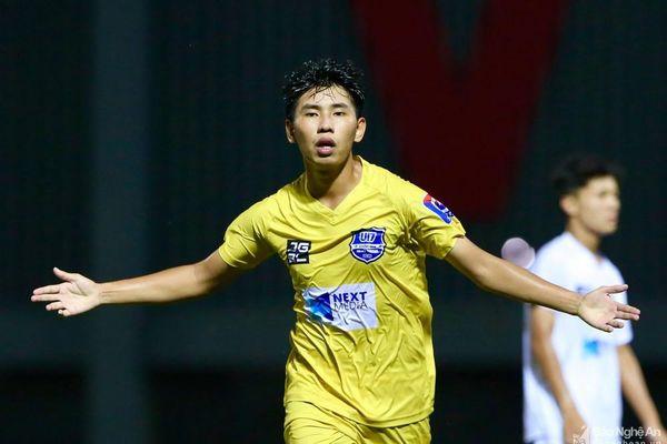 Sông Lam Nghệ An cử 2 tài năng U17 dự giải U21 Quốc gia 2020