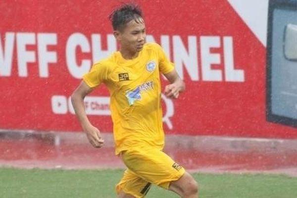 Cầu thủ U16 SLNA được đăng ký dự giải U21 quốc gia